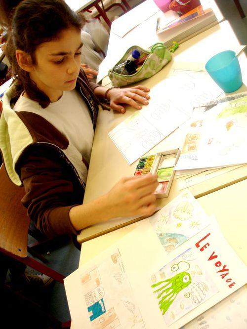 Syrine très concentrée°