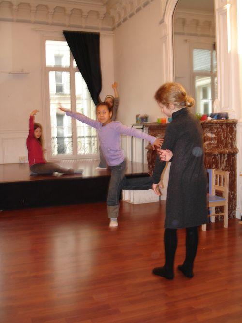 La danse des statues 2